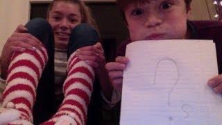 Xmas Countdown #8 & #9 CHRISTMAS Q&A Thumbnail