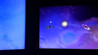 My Favorite Space 3D Screensaver