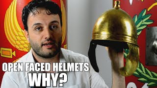 Helmets Not Only About Protection Response to Schola Gladiatoria