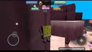 Random spongebob secret ( ROBLOX )