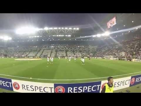 GoPro Stadium experience: Juventus vs Lyon