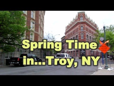 Spring Time in...Troy, NY