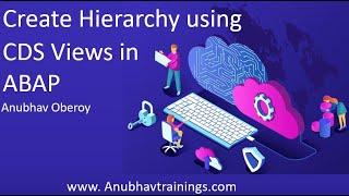 ABAP CD Hiérarchie | Fin pour Fin CDS Hiérarchie sur Fiori App