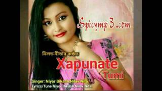 Xapunate Tumi by Nilav Nita & Niyor Bikash
