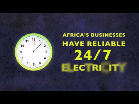 Africa's Energy, Imagine 2020
