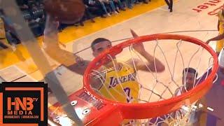 Los Angeles Lakers vs Chicago Bulls 1st Qtr Highlights | 01/15/2019 NBA Season