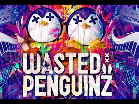 Wasted penguinz 2014 - Masters of Melodies Mix [HD] [30 best tracks]