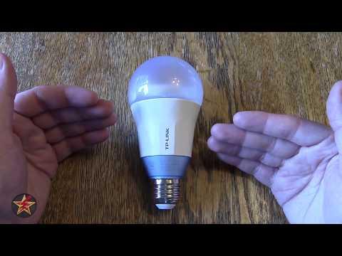 TP Link smart LED bulb (LB120) Review