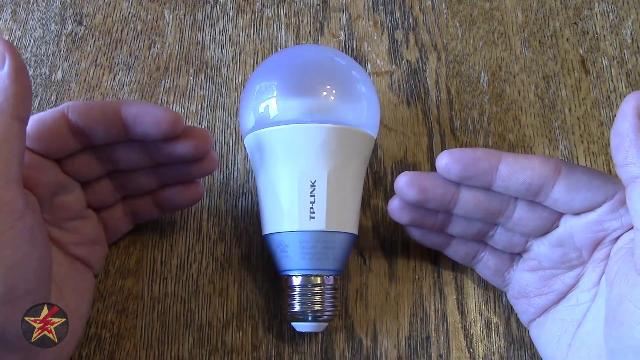Tp Link Smart Led Bulb Lb120 Review Youtube