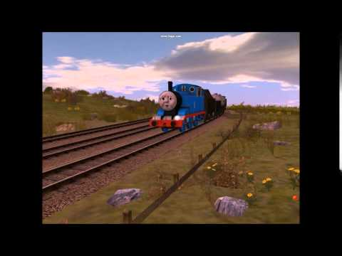 AT&F Music Video - Troublesome Trucks (The Adventure Begins Version)