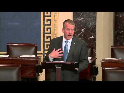 Senator Dan Sullivan (R-AK) addresses Iran deal on Senate floor