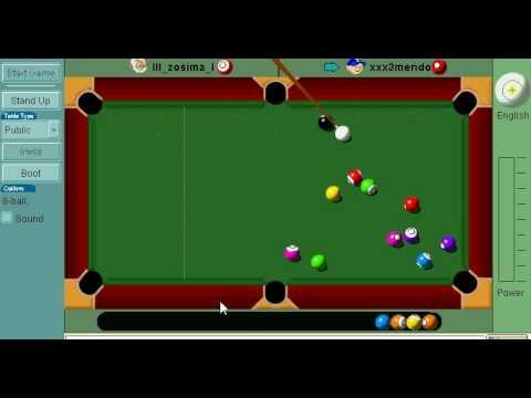 3mendo usa programmi per giocare a yahoo pool...