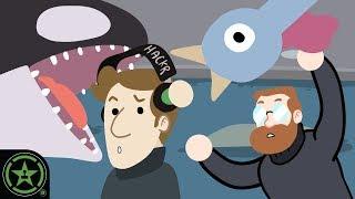 What Does an Orca Sound Like - AH Animated GTA V