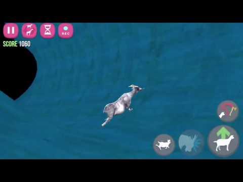 HOW TO GET ANTI-GRAVITY GOAT IN (Goat Simulator)
