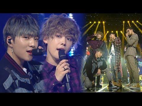 《EXCITING》 WINNER위너  EVERYDAY @인기가요 Inkigayo 20180513