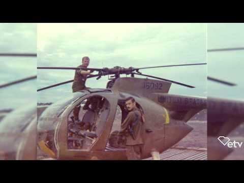 SC Vietnam Veteran Discusses Time Served as OH-6A Pilot