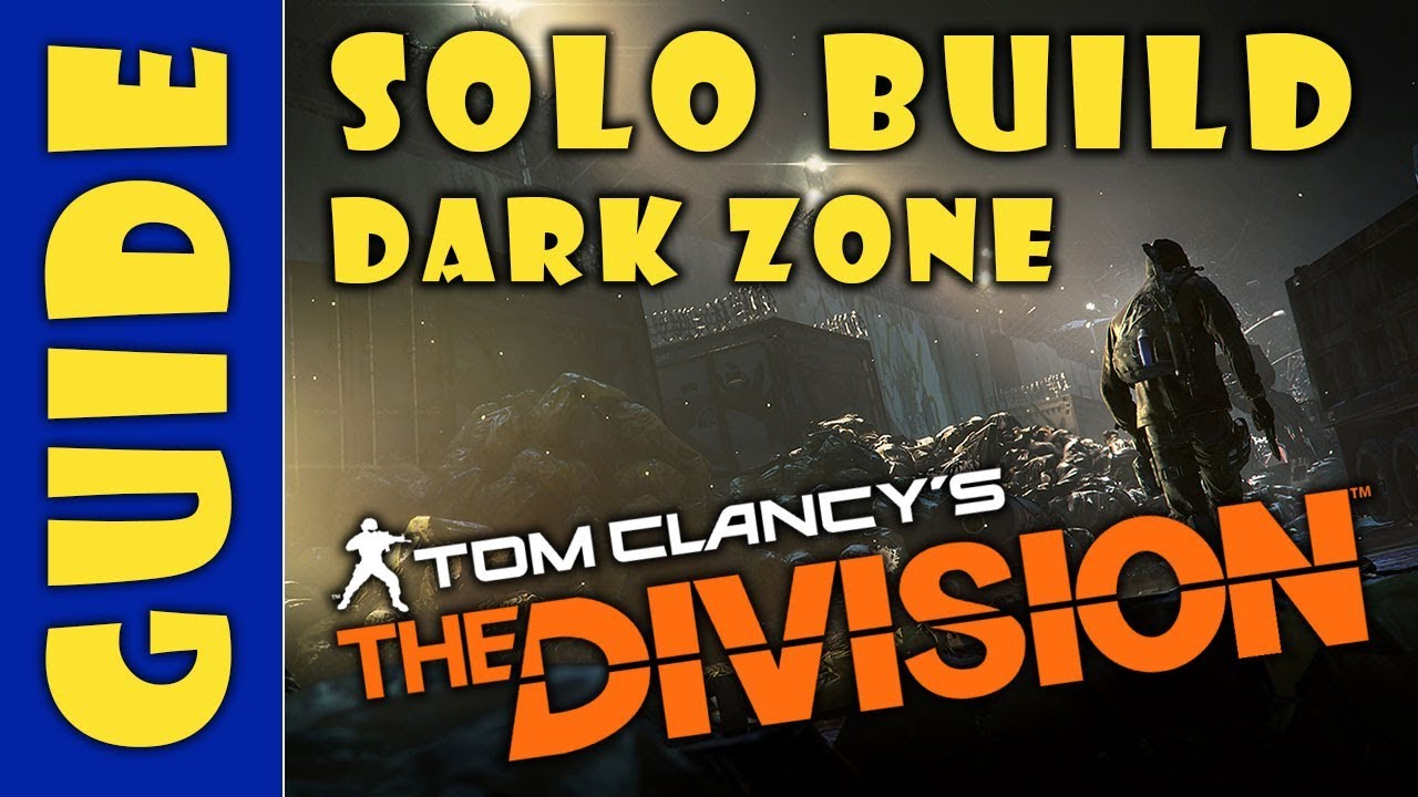 how to get a solo dark zone server