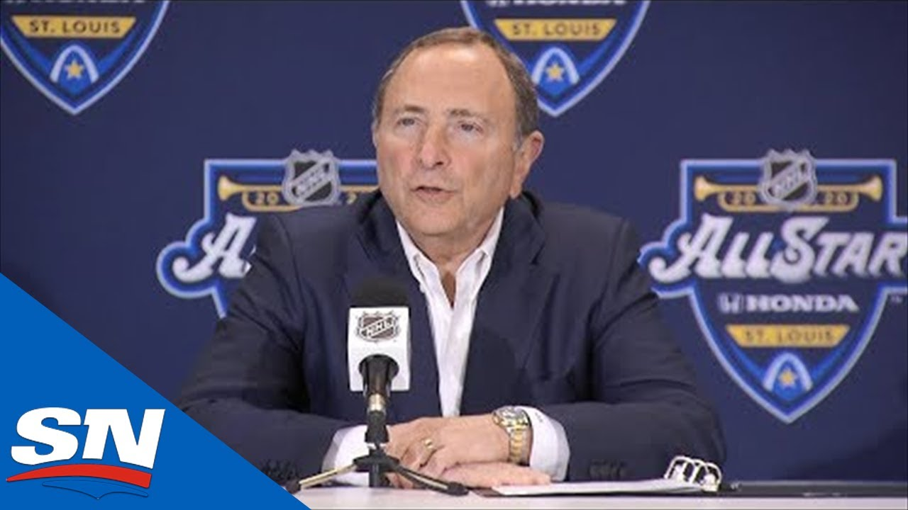 Gary Bettman FULL NHL All-Star Game Press Conference