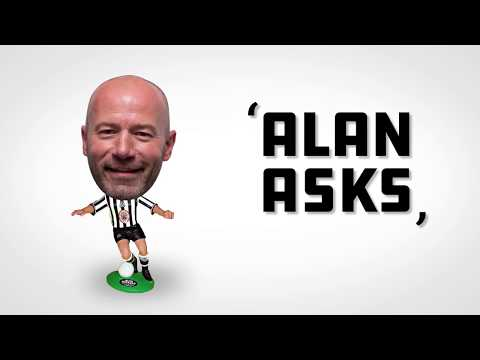 Alan Shearer asks the questions to Rory McIlroy & Sergio Garcia