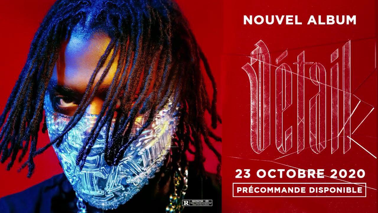 """Koba LaD -  Nouvel album """"Détail"""" 23 OCTOBRE 2020"""