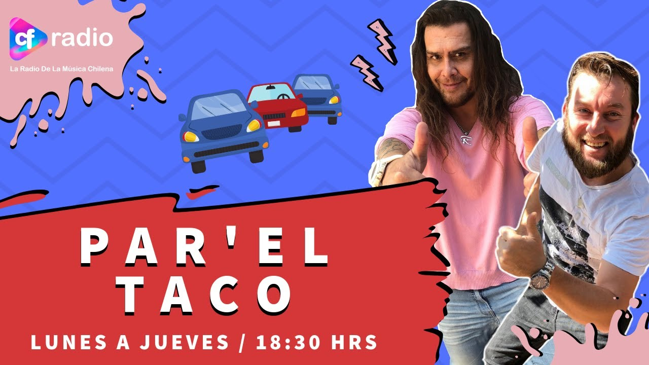Download Par'el Taco / DigitalDread / 24 Abril 2019 / CF RADIO