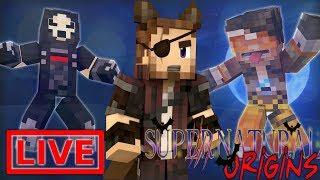 Minecraft Supernatural Origins #17.5 (Live Modded Survival)