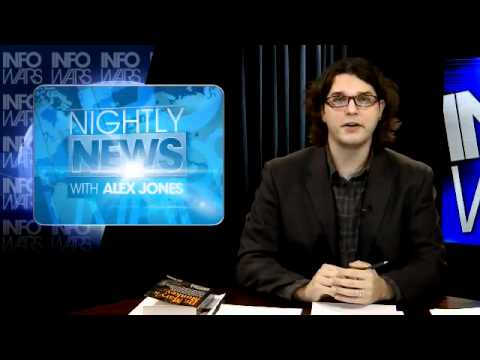 1-5-2012 Thursday Infowars Nightly News With Alex Jones Part 2