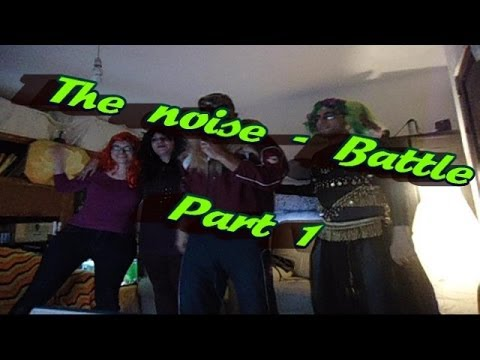 karaoke the noise (battle) part1 - Streetl0vers