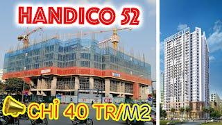 CHUNG CƯ THE PARK HOME HANDICO THÀNH THÁI - C22 BỘ CÔNG AN | CHỈ 40 TRIỆU/M2 | 0916.981089