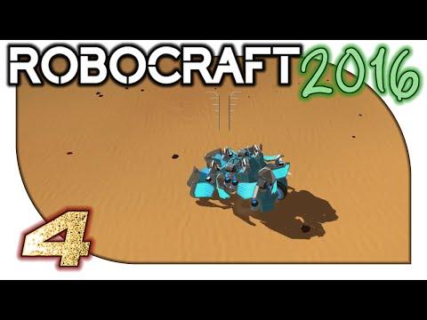 Let's Play Robocraft / Robocraft Gameplay (2016) - 4. Fighting Fun