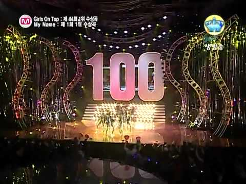 [071011] SNSD Special Stage - Girls on Top & My Name