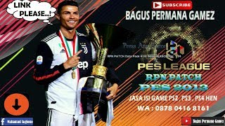 PES 2013 RPN PATCH NEW SEASON 19-20 [PS3]