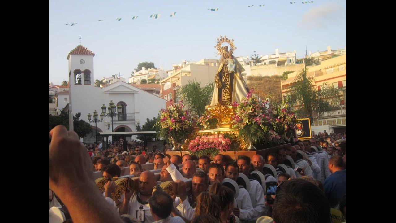 Virgen del carmen rinc n de la victoria - El rincon del sibarita ...
