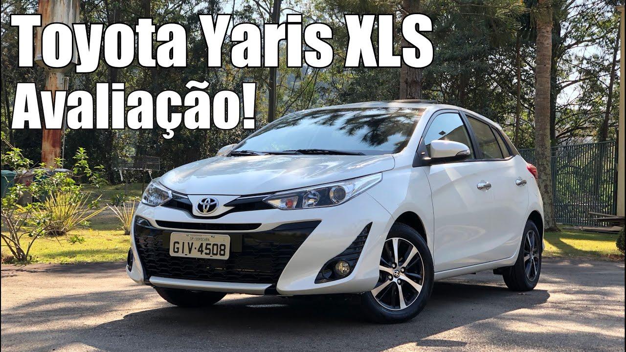 Toyota Yaris Xls Hatch 2019 Avaliacao Falando De Carro Youtube