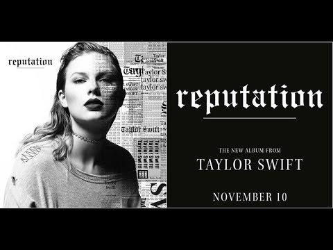 Taylor Swift - I Did Something Bad (Lyrics...