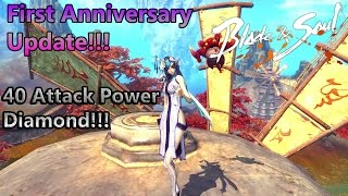 Blade And Soul- First Anniversary HYPE Part 1- 40 AP DIAMOND
