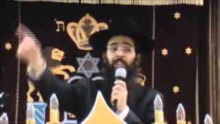 הרב יעקב בן חנן הרצאה בעפולה בנושא ובחרת בחיים