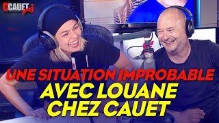 Une situation improbable avec LOUANE chez CAUET - C'Cauet sur NRJ