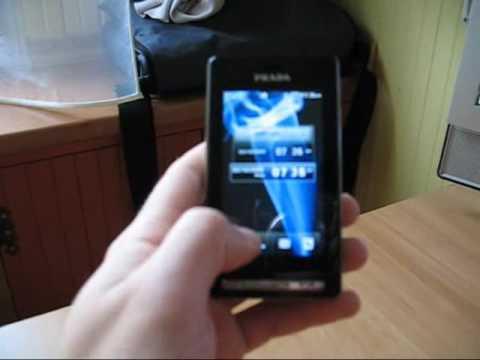 My LG Prada KE850