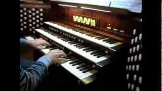 FRANK MARTIN: Passacaille pour orgue 1944