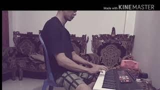 Doa Ku Putri DA Cover Piano. Dar