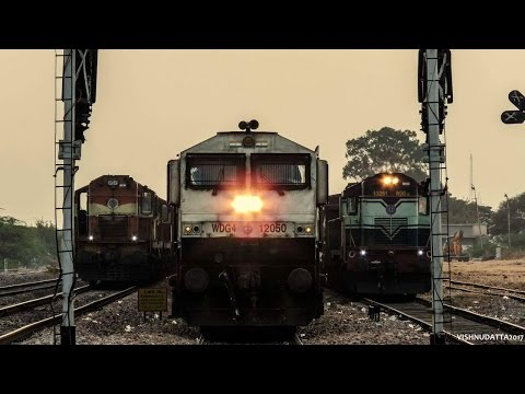 Land of Freights GTL-BAY line-1 : Indian Railways