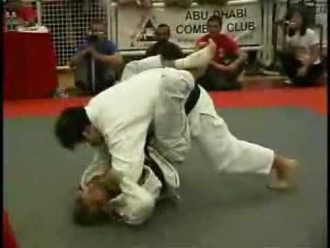 Judo(black Belt) Vs Bjj(black Belt)