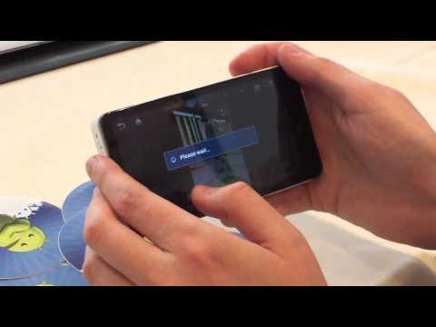 Samsung Galaxy Camera hands-on