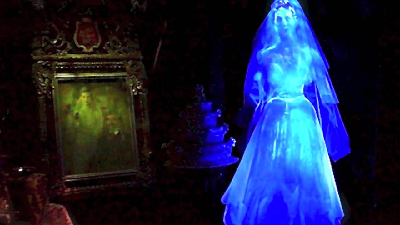 The Haunted Mansion Hurry Back Youtube