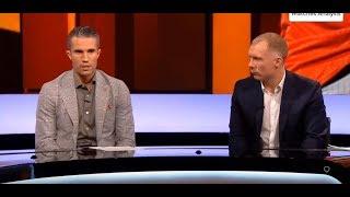 Partizan 0-1 Manchester United - Post Match Analysis with Paul Scholes & Van Persie