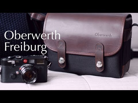 Oberwerth Freiburg Camera Bag Review