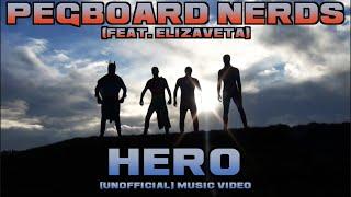 Pegboard Nerds - Hero (feat. Elizaveta) (Unofficial) Music Video