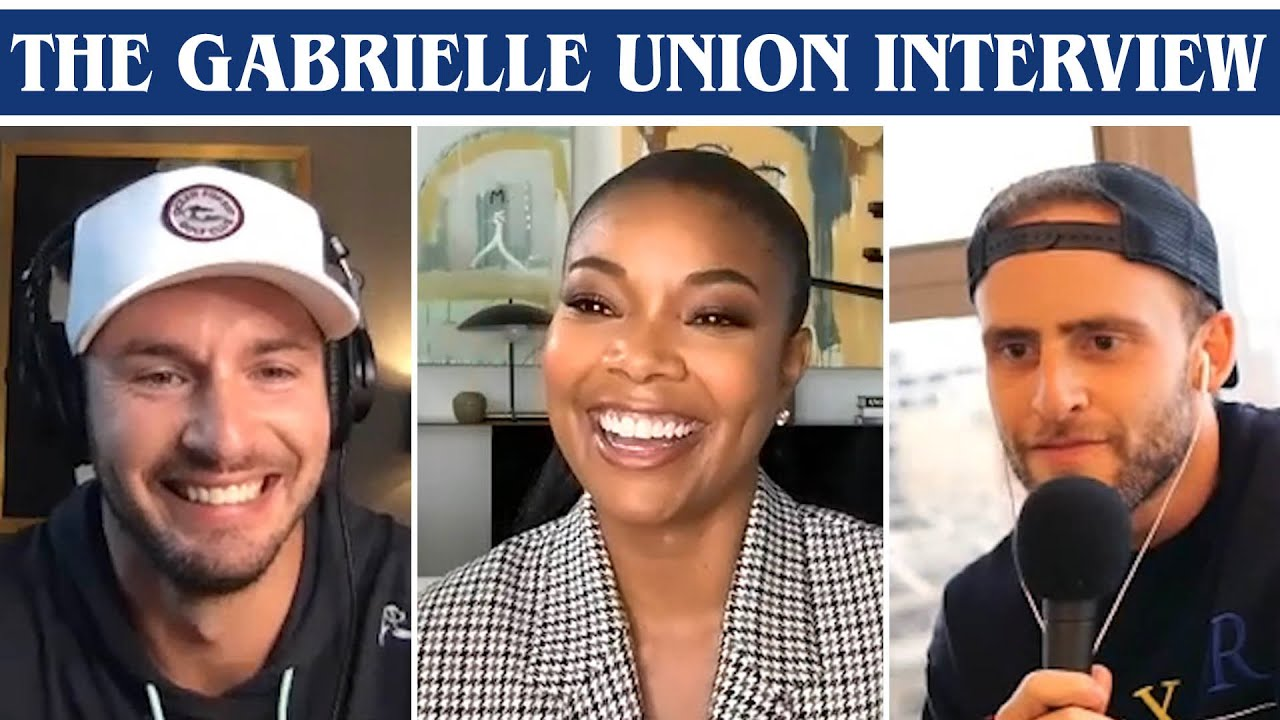 Gabrielle Union On Dealing With Critics, Fame, and Being Married To Dwyane Wade | JJ Redick