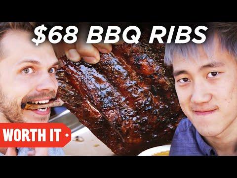 $7 BBQ Ribs Vs. $68 BBQ Ribs